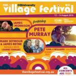 CQ University Village Festival 2017