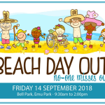 FREE PUBLIC TRANSPORT at this years Beach Day Out