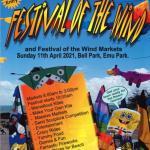 Emu Park Lion's Festival of the Wind 2021