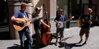 сайт для уличных музыкантов