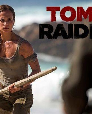 трейлер к продолжению серии фильмов «Tomb Rider: Лара Крофт»