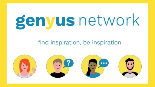 genyus network - find inspiration, be inspiration