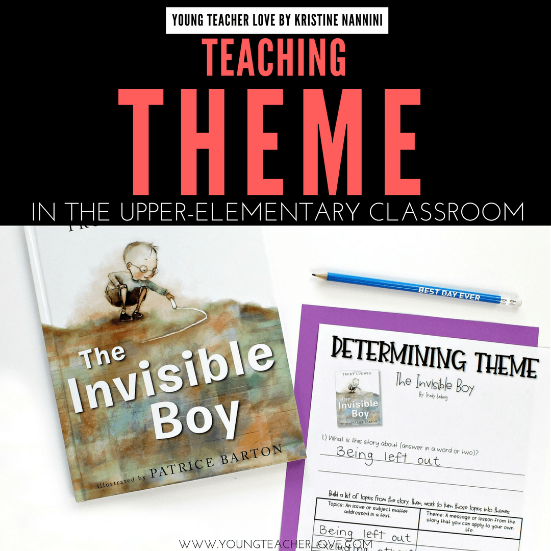 Teaching Literary Theme In Upper Elementary