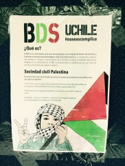 """Boycott, Divestment, Sanctions. #donotbecomplicit. Palestinian society."""