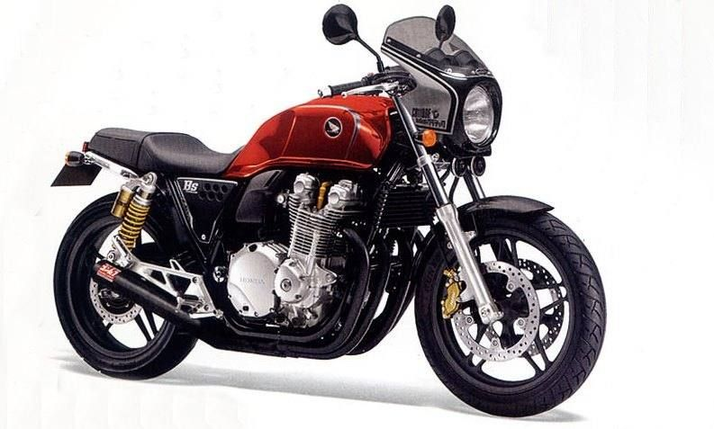 Honda CB1100 Bad Seeds