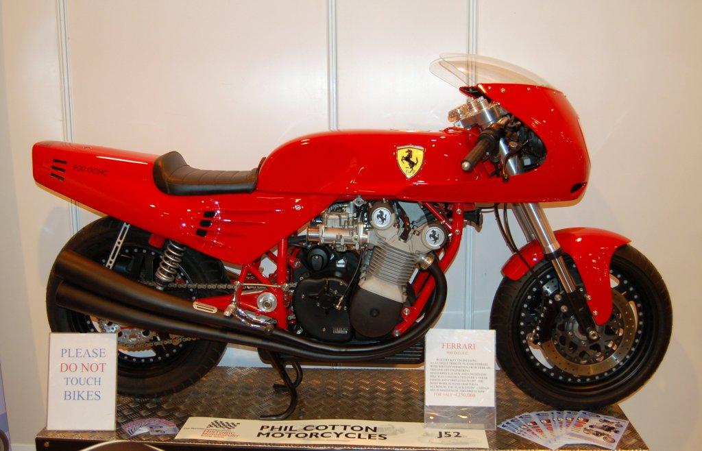 Ferrari DOHC