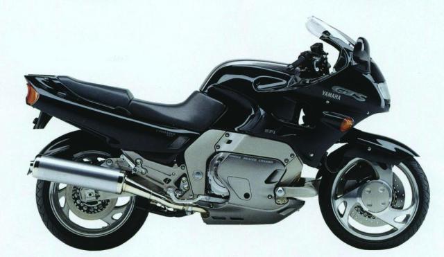 1994 - GTS 1000 profil