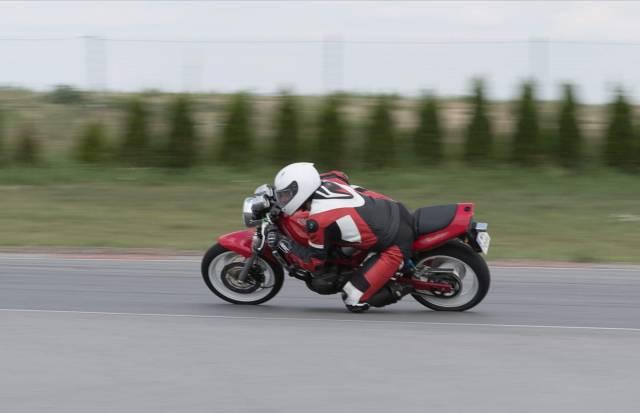 Suzuki GSF Racer
