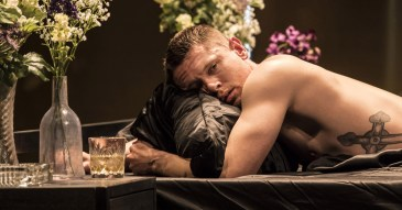 Jack O'Connell in Cat on a Hot Tin Roof