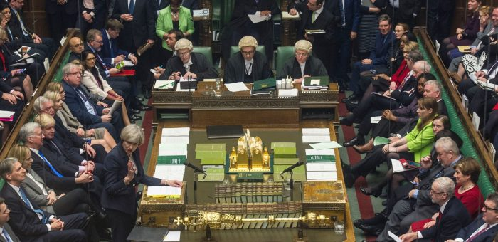 Votes at 16: House of Commons Vote?