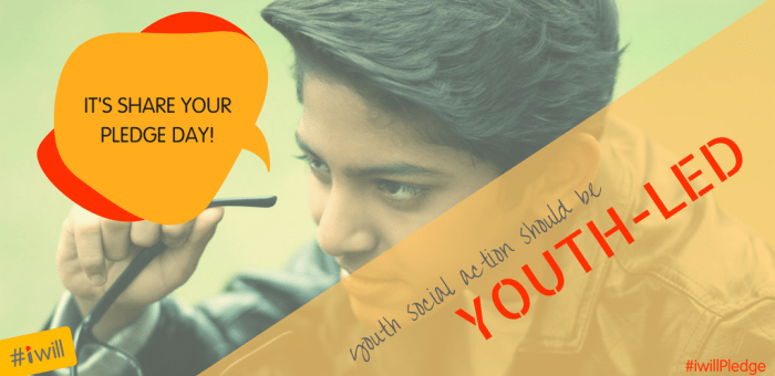 "Youth Social Action: ""Listen To Us"""