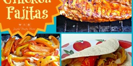 Grilled-Chicken-Fajitas