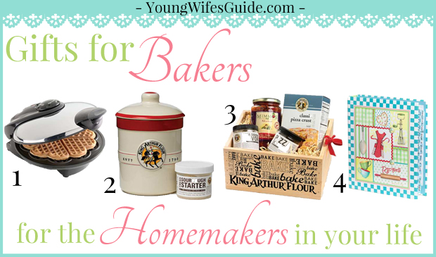 Gifts for Bakers for the Homemakers in your life