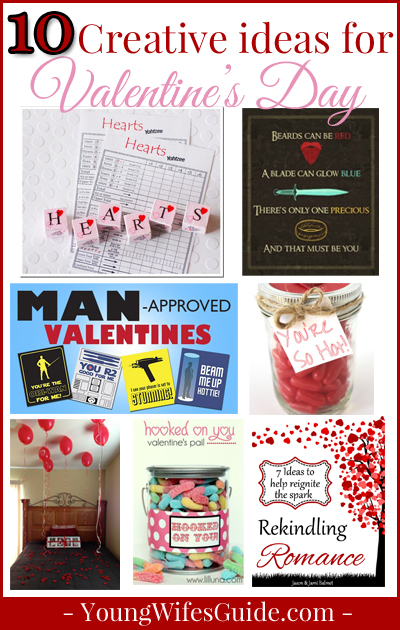 10 Creative Ways To Surprise Your Hubby For Valentine S Day Young
