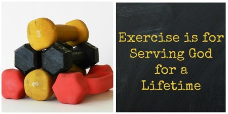Exercise for a Lifetime