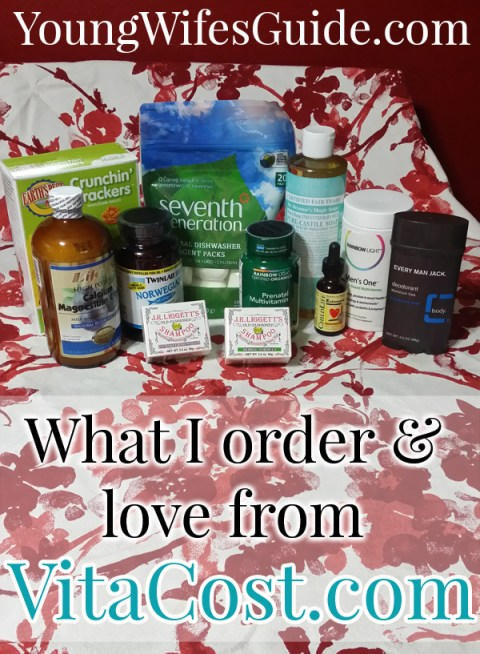 Here's everything I order and love from VitaCost!