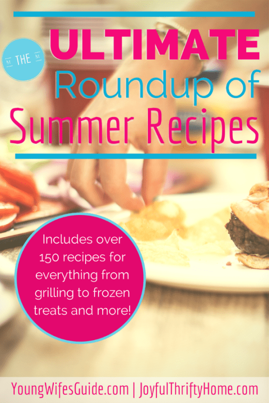 The Ultimate Roundup of Summer Recipes