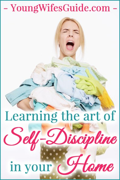 Discipline is an important part of a Believer's life and must first start with CHRIST. But then what? How do you start working new routines into your day?