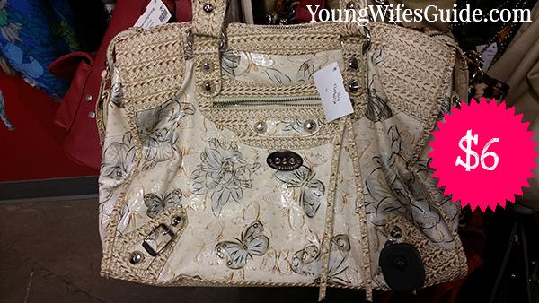 $6 purse
