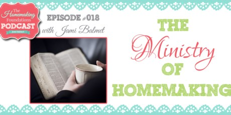 HF #18 - The Ministry of Homemaking