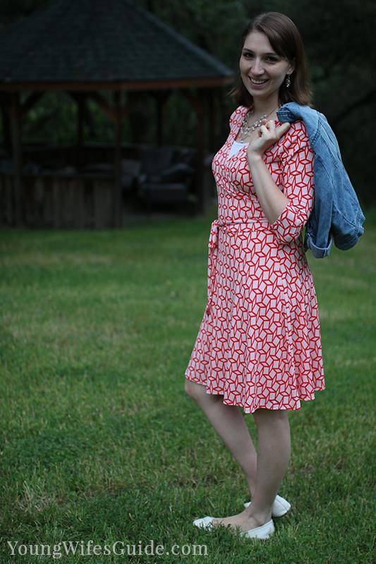 My favorite stitch fix dress 3