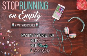 stop-running-on-empty