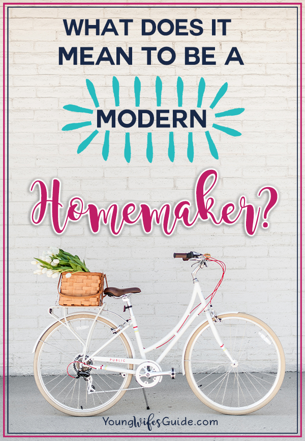 What does it mean to be a modern homemaker hf 62 young wife 39 s guide - What does contemporary mean ...