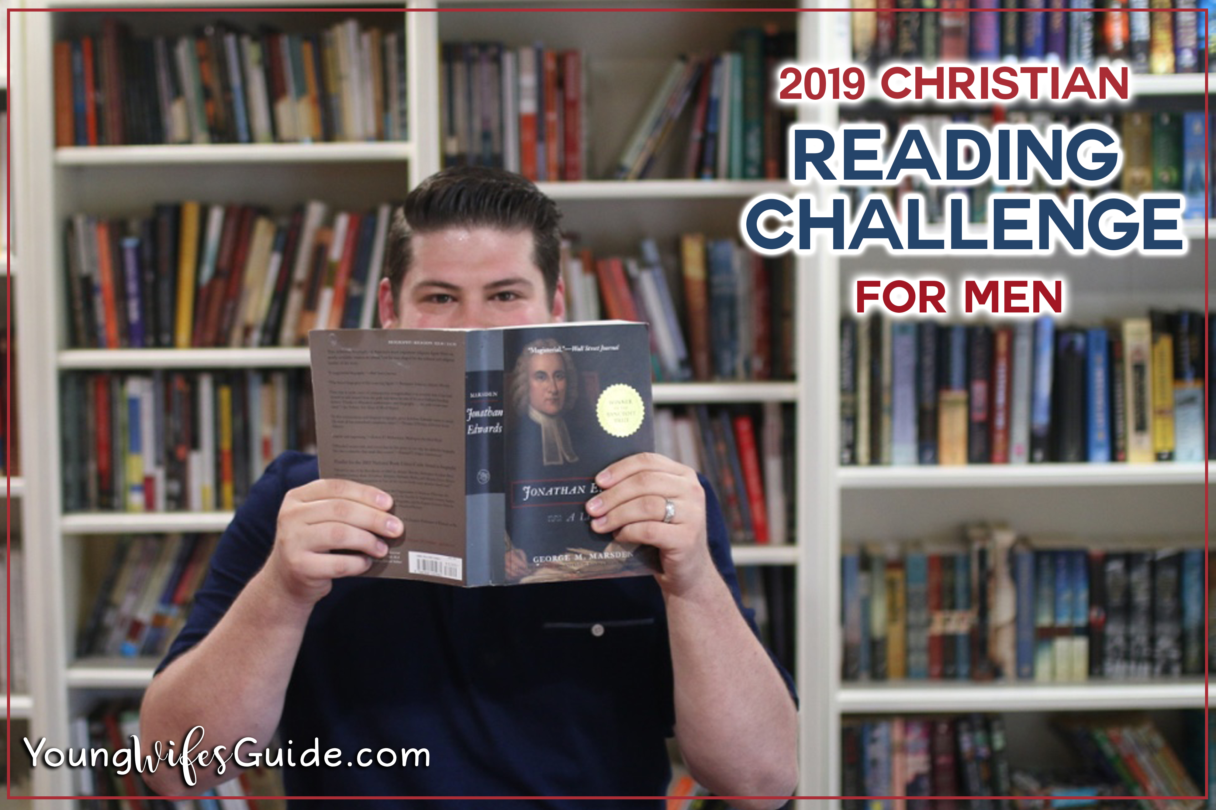 2019 Christian Reading Challenge for Men - Hf #185 - Young