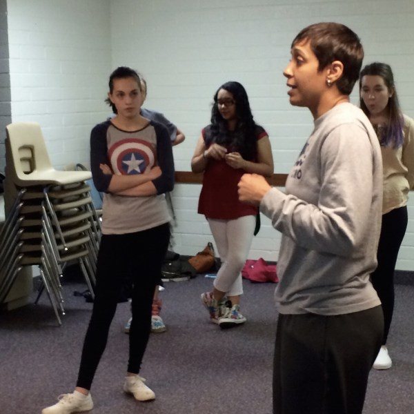 KC1 YW self defense Mutual Activity