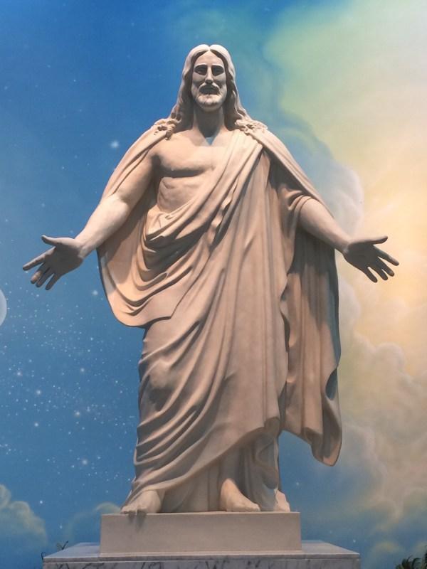 Christus Statue Independence Mormon Visitor's Center, Independence Missouri
