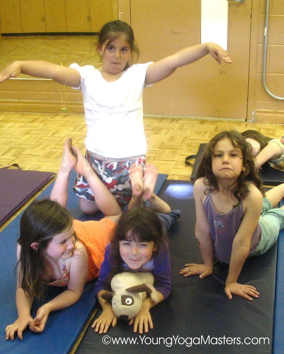 5 Benefits Of Kids Yoga