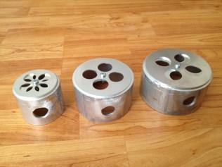 Adjustable Mixers