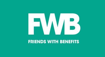 Friends with benefits aka FWB