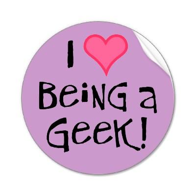 geek badge
