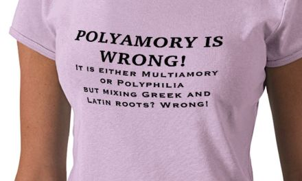 Poly Jargon and Poly Geometry