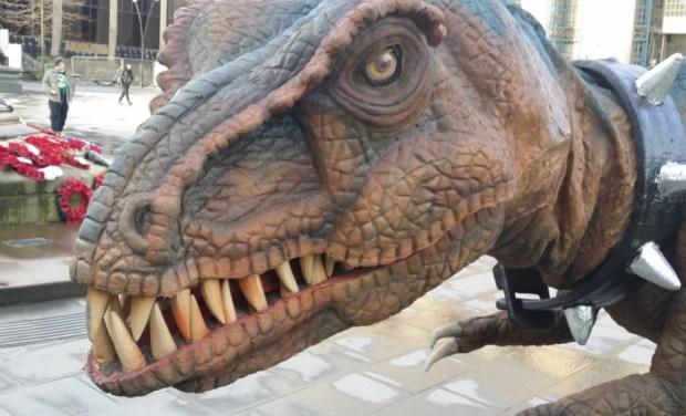 If Doms were dinosaurs