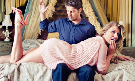Erotic Spanking for Beginners