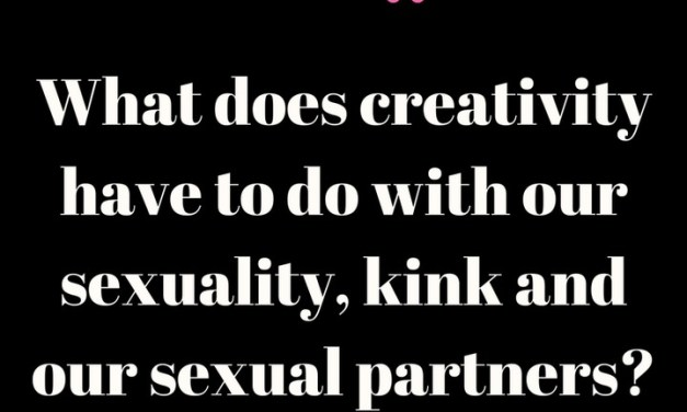 Kink Psych: How Creativity and Our Sexuality Are Intimately Connected