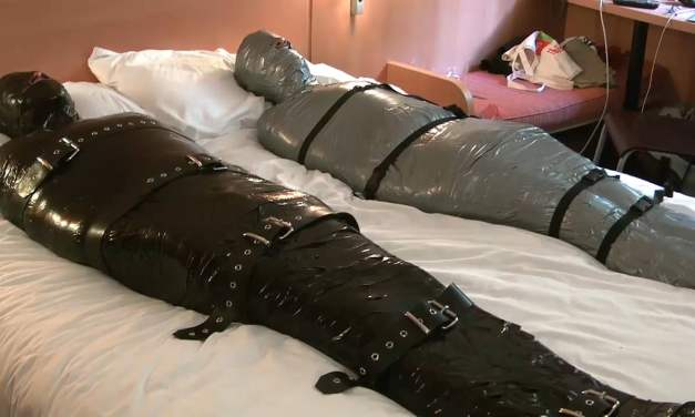 All Wrapped Up! Wrapping Choices With Mummification Pt2