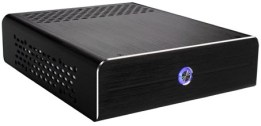 Корпус Mini-ITX Delux E-i3 120W Black