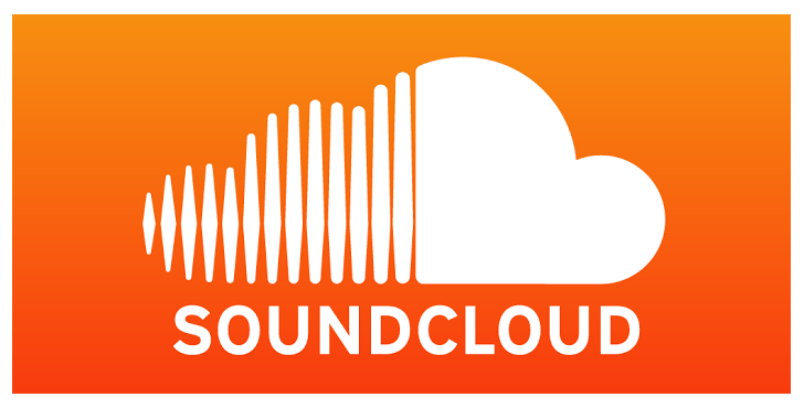 soundcloud music player logo