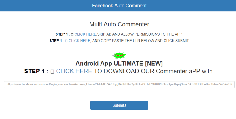auto comment website 2