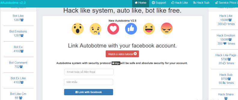 auto comment website