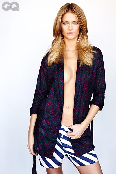 Kate Bock2 - Kate Bock sexy for GQ Magazine