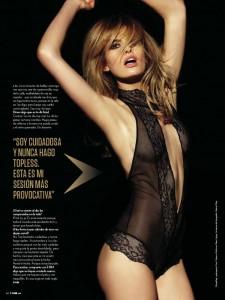 Adriana Abenia6 - Adriana Abenia for FHM Magazine Spain