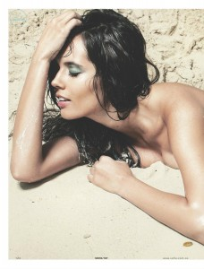 Alejandra Avila3 - Alejandra Avila for SoHo Magazine Colombia