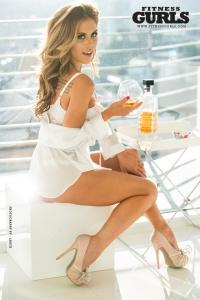 Brittney Palmer10 - Brittney Palmer incredibly sexy for Fitness Gurls Magazine