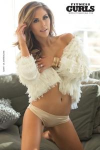Brittney Palmer9 - Brittney Palmer incredibly sexy for Fitness Gurls Magazine
