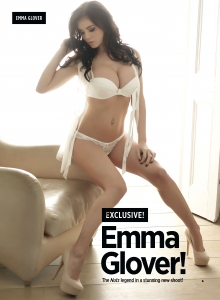 Emma Glover6 - Emma Glover very sexy for Nuts Magazine
