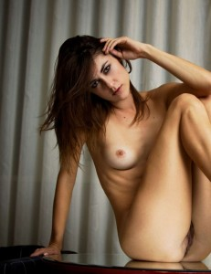 Hannah Mae6 - Hannah Mae so very naked for Volo Magazine